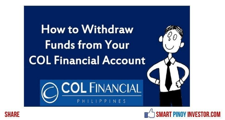 [Tutorial] How to Withdraw Funds from Your COL Financial Account