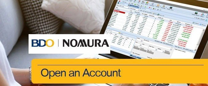 BDO Nomura Review – How to Invest Online in Philippine Stock Market