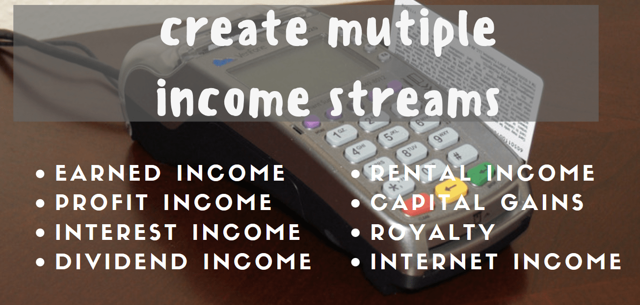 8 Simple Ways to Multiply Your Income Stream