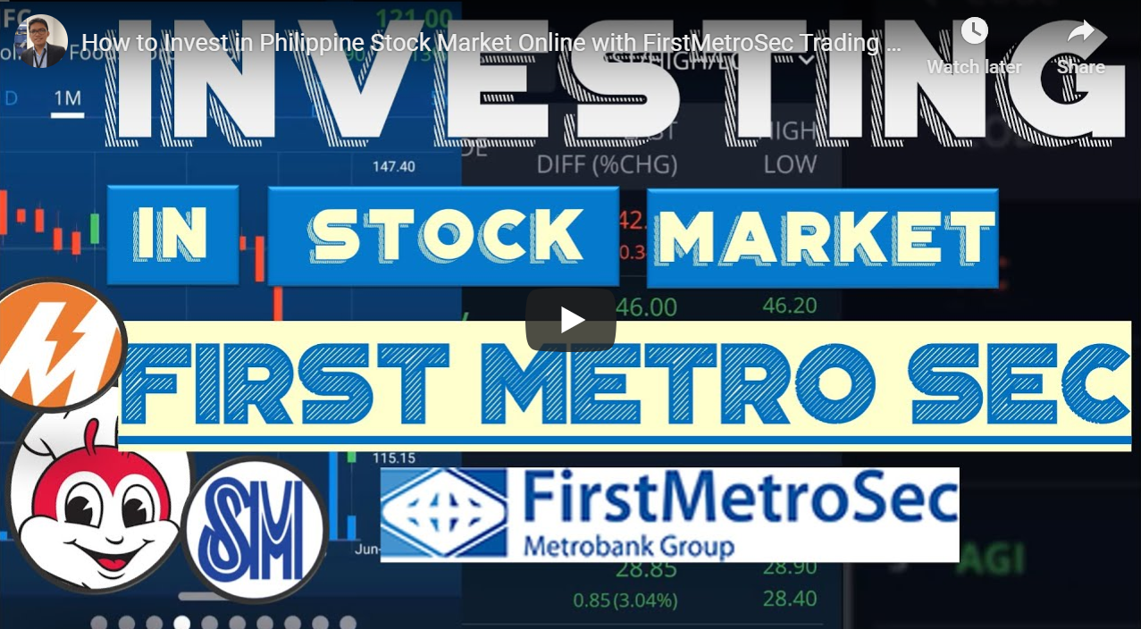 Trading on the Go with First Metro Securities Mobile App